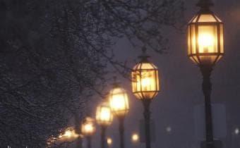 опоры для фонарей уличного освещения