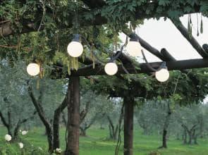 виды фонарей наружного освещения