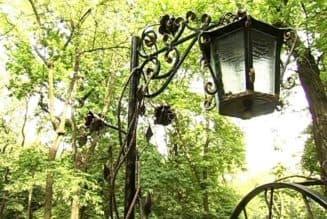 столбы для фонарей