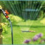 бочковой насос для полива огорода керхер
