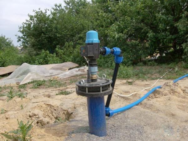 насос водняной