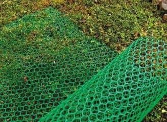 сетка заборная пвх пластиковая