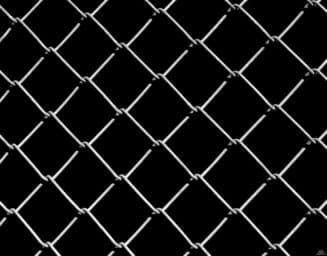 металлическая заборная сетка