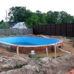 донный пылесос для бассейна своими руками