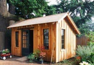 деревянная постройка план
