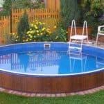 морозоустойчивый каркасный бассейн