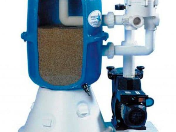 Категория песочных фильтровальных систем BestWay с кварцевым песком