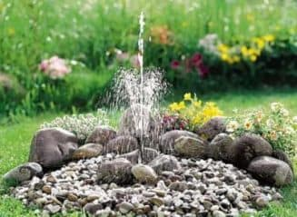виды насосов для фонтанов
