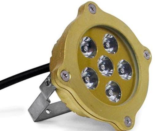 подводные светильники для бассейна светодиодные