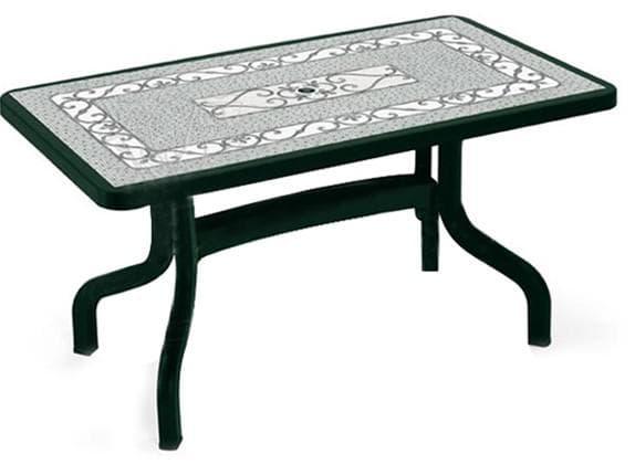 пластиковый стол для дачи в леруа мерлен