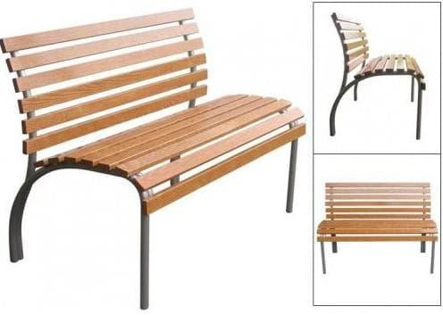 деревянные скамейки для дачи в леруа мерлен