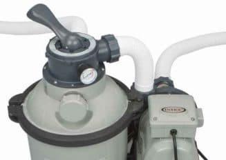фильтрующий насос от Intex