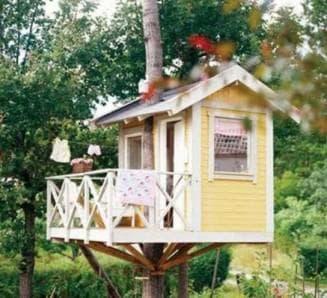 Благоустроенный домик