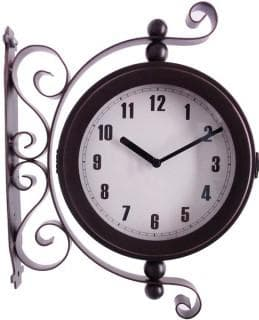 уличные часы для дачи