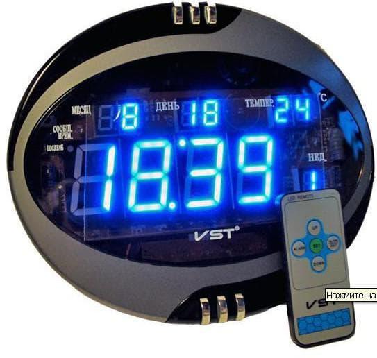 часы с термометром на стену на даче
