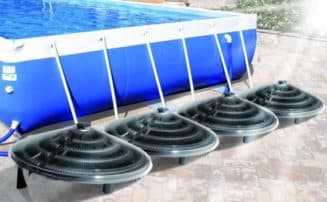 нагреватели для бассейнов