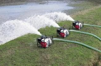 насос для откачки грязной воды из колодца поверхностных помповых насосов