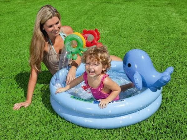 бассейны интекс для малышей