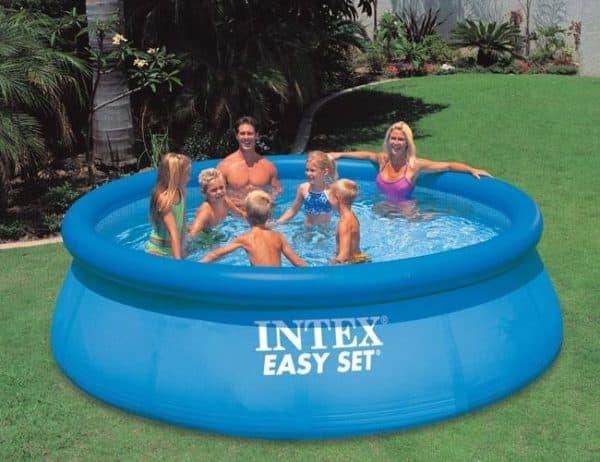 надувной бассейн Easy Set Pool 56930 от Интекс