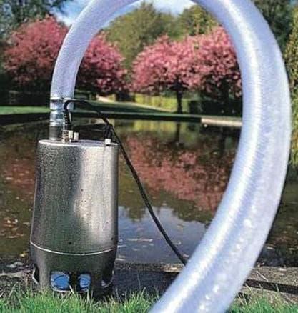 насос для работы со скважинами