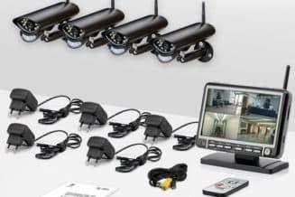 комплект камер для дома