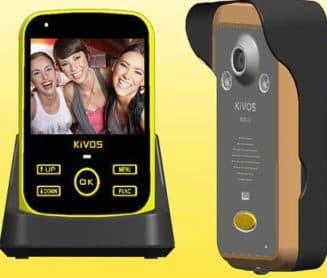 видеодомофон беспроводной для частного дома