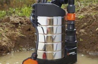 насосы для откачки грязной воды