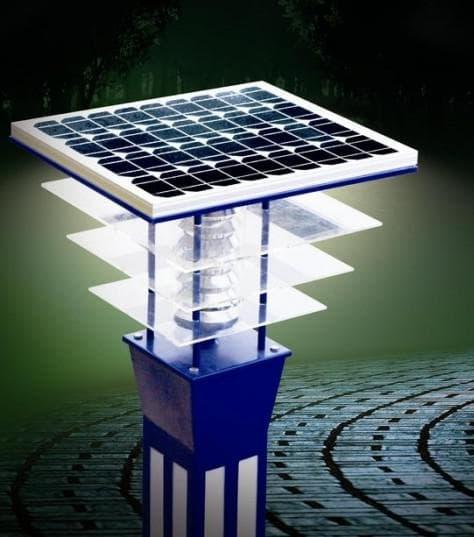 светильники для дачи энергия солнца