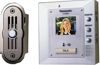 встраиваемый видеодомофон беспроводной для частного дома
