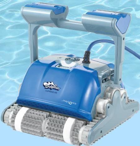 автоматический или пылесос робот для бассейнов