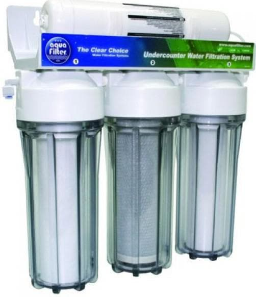 Компания Aquafilter (США)