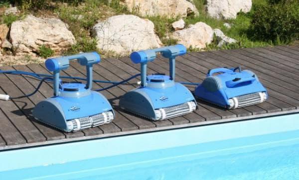 пылесос для бассейнов от Dolphin