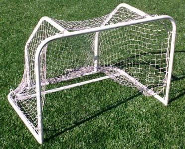 цельные футбольные ворота детские для дачи