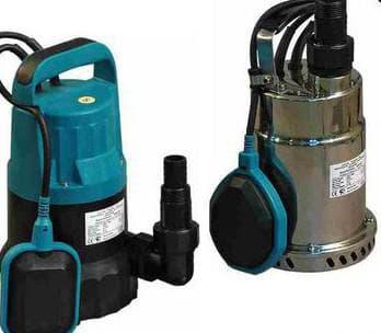 дренажный насос для автоматической системы полива