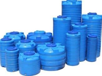 пластиковые бочки для дачи