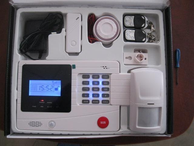беспроводная gsm сигнализация для дачи с видеокамерой