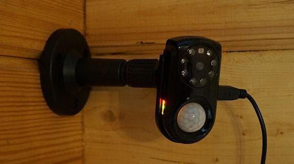 mms сигнализация для дачи с видеокамерой