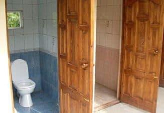 душ туалет хозблок