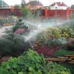 система автоматического полива растений