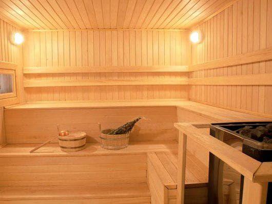 Проект бани с туалетом и комнатой отдыха