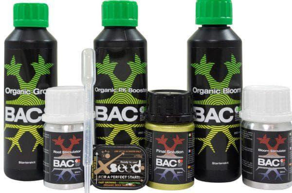удобрения для газона BAC
