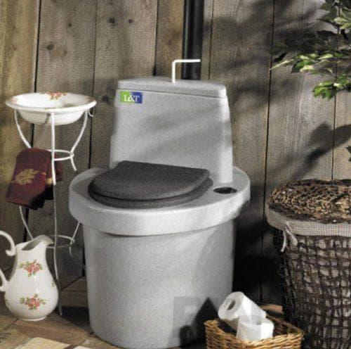 Финский туалет для дачи: торфяной биотуалет без запаха и откачки