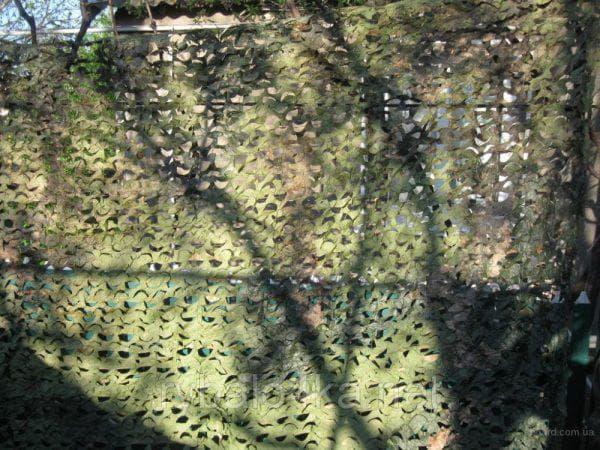 маскировочная сетка для дачи цвета Экон