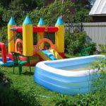 фото детские домики для дачи