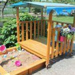 детские уличные игровые комплексы для дачи