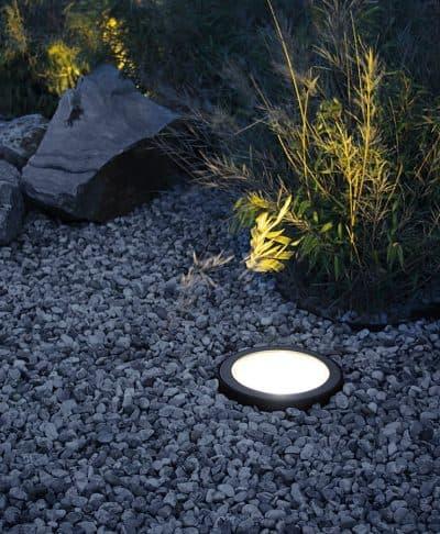 грунтовый светодиодный светильник