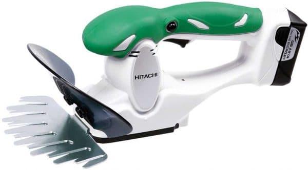 садовые аккумуляторные ножницы Hitachi CH10DL