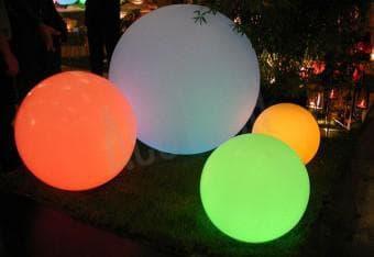 цветные плафоны для светильников шары