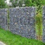 забор из габионов своими руками
