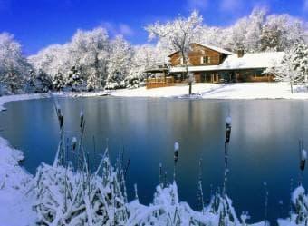 зимняя аэрация
